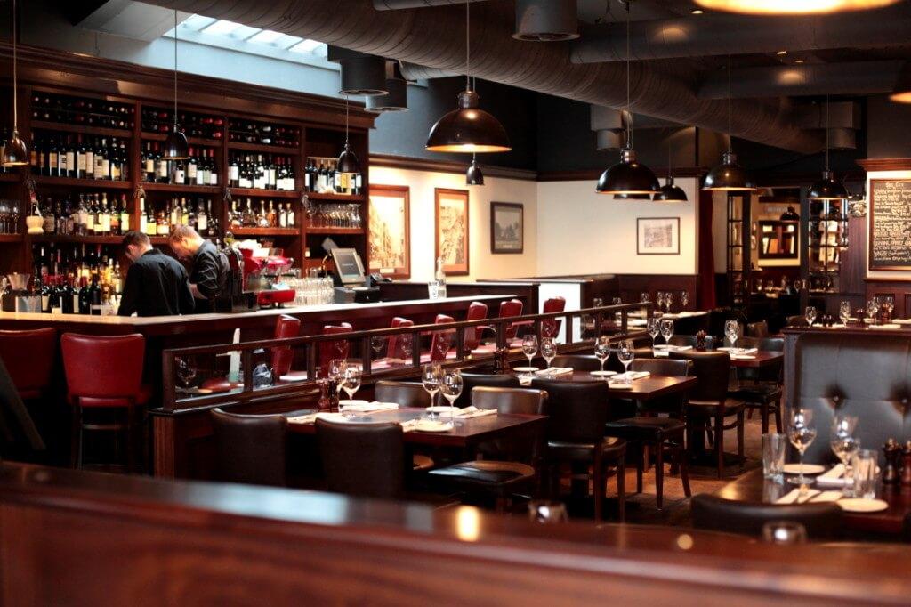Decent Restaurants In London