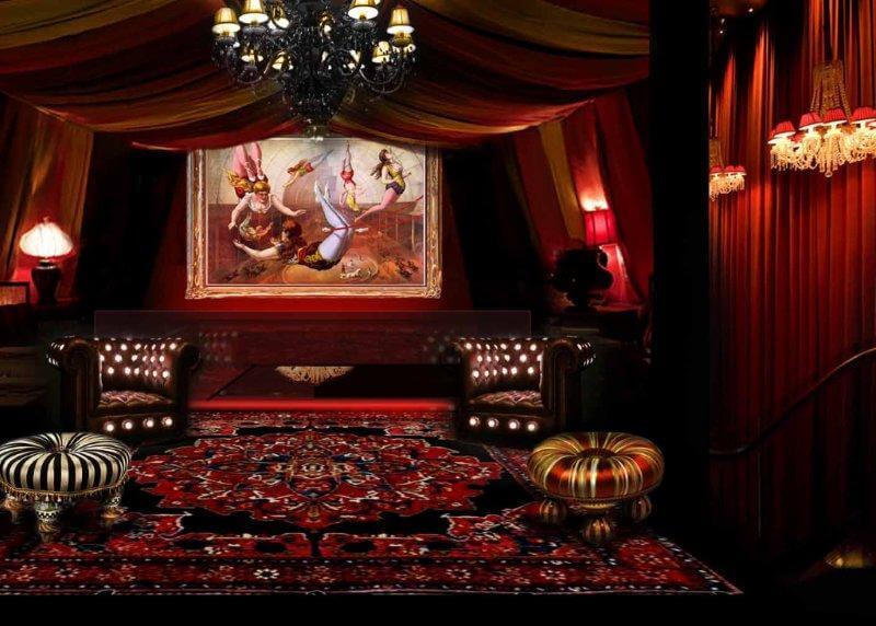 Cirque Le Soir Guestlist London Night Guide