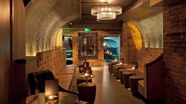 Dirty Martini Top Bars In London London Night Guide