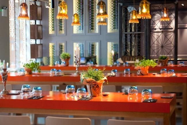 The Anthologist Bar Restaurant