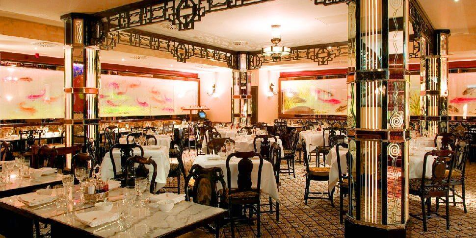 The Dorchester London Restaurant