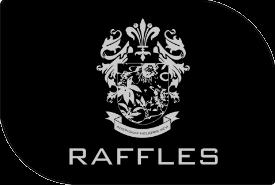 Raffles Guestlist Logo