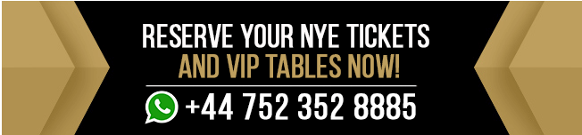 Nye Party tickets London