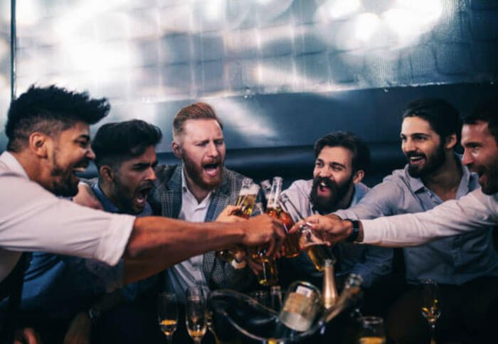Stag Do Party Packages for London Clubs