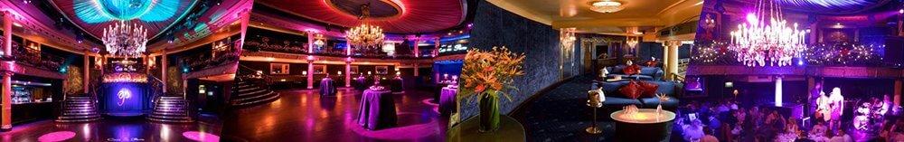 Cafe de Paris table booking