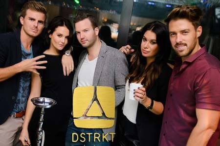 dstrkt birthday packages 2