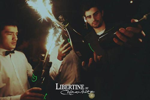 Libertine Bottle Price Menu