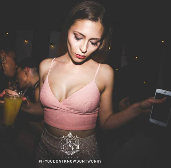 Cirque le Soir Dress Code 1