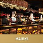MAHIKI  TABLE BOOKING