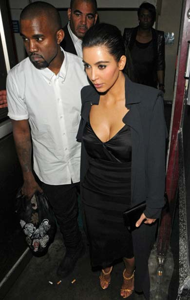 DSTRKT London Celebrities - Kim Kardashian