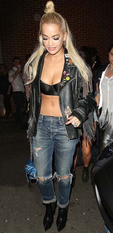 Libertine London Celebrities - Rita Ora