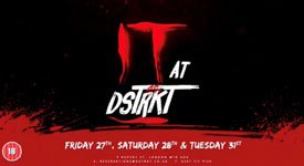 Halloween Party at DSTRKT