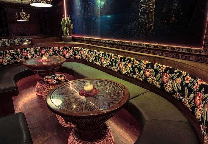 Mahiki Kensington Table booking 1
