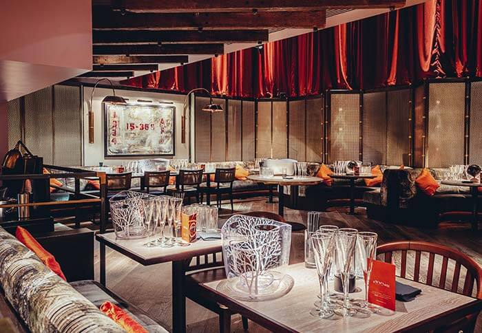 100 wardour Table booking 2