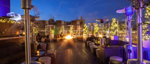 Golden - Best Rooftop Bars in London 2018