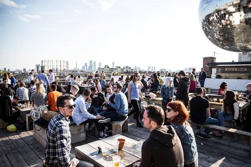 Netil - Best Rooftop Bars in London 2018