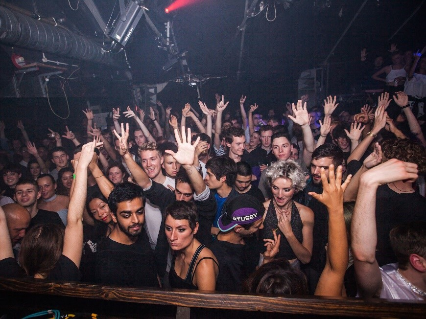 corsica - Best EDM nightclubs in London