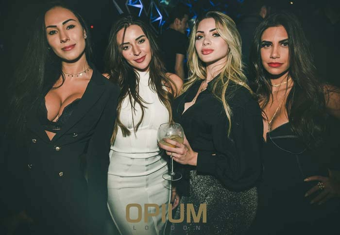 Opium Table booking 1