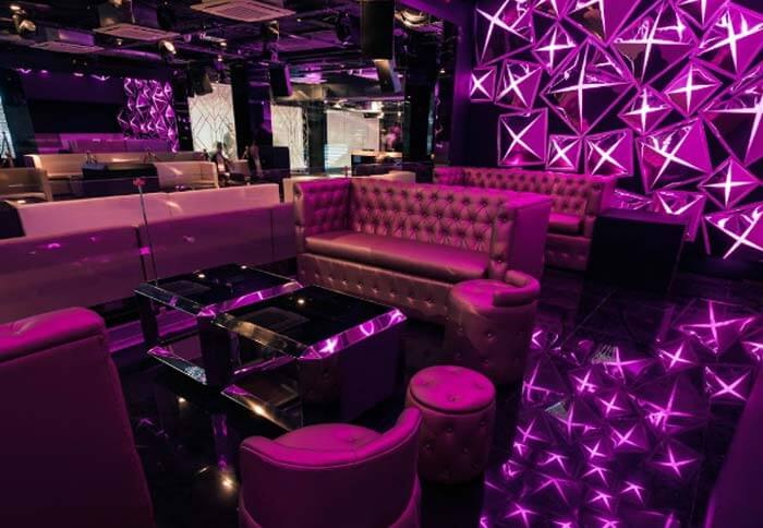 Opium Table booking 2