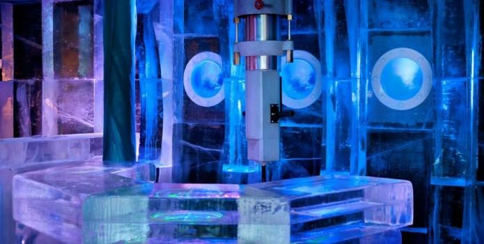 Ice Bar : London's Top Bars.