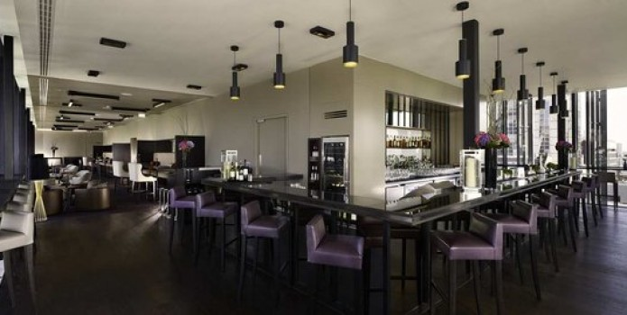Skylounge : London's Top Bars. Great nightlife, extensive cocktail list, one of London's most exclusive bars.