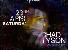 Chad Tyson Special DJ Set at Project