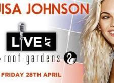 Live at Kensington Roof Gardens