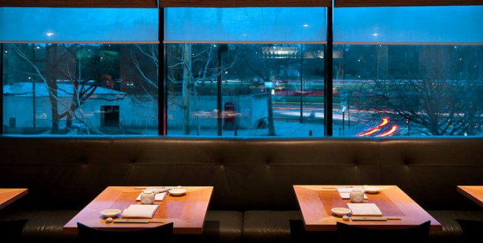 Nobu : London's Top Restaurants.