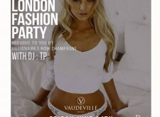 My Brand London Fashion Party at Vaudeville