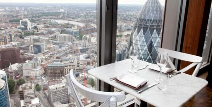 Duck and Waffle : London's Top Restaurants. Great food, great drinks, the best ambiance. One of London's most exlsusive restaurants.