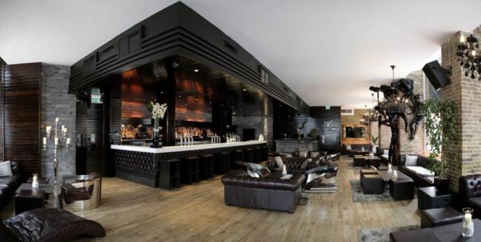 McQueen : London's Top Bars. Great nightlife, extensive cocktail list, one of London's most exclusive bars.