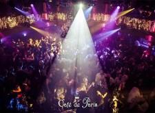 Celebrity Saturdays @ Café de Paris!