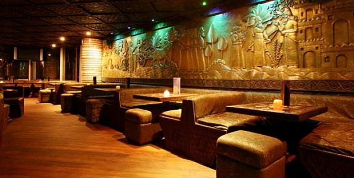 Gilgamesh : London's Top Bars.