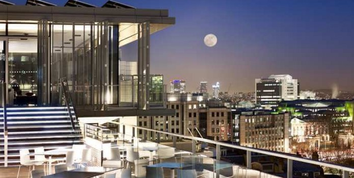 Skylounge Top Bars In London London Night Guide