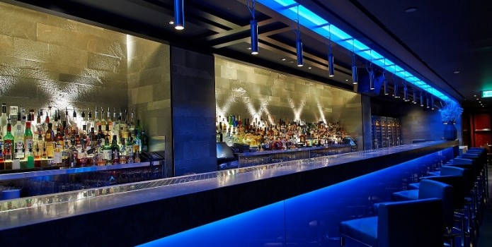 Hakkasan MF bar