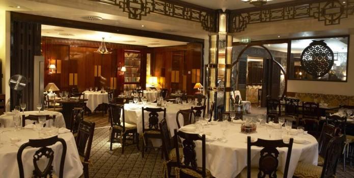 China Tang : London's Top Restaurants.