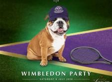 Wimbledon Party at Maddox