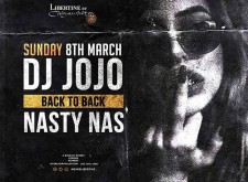 DJ JOJO PRESENTS BACK TO BACK – NASTY NAS!