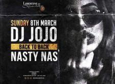 DJ JOJO PRESENTS BACK TO BACK – NASTY NAS!