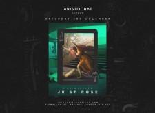DJ Jr St Rose at Aristocrat London