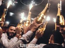 Sunday night at Libertine!