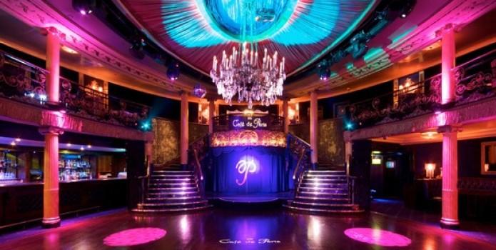 Cafe de Paris Guestlist by London Night Guide 2