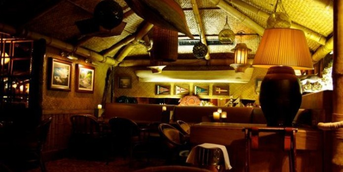 Trader Vic's : London's Top Bars. Great nightlife, extensive cocktail list, one of London's most exclusive bars.