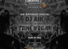 Aik Birthday Special at Libertine