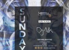 DJ Aik at Libertine