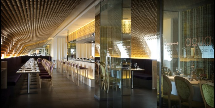 Aqua Nueva : London's Top Bars.