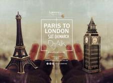 Paris to London with DJ Aik at Libertine