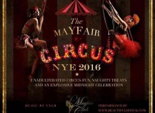 The Mayfair Circus at The Mayfair Club