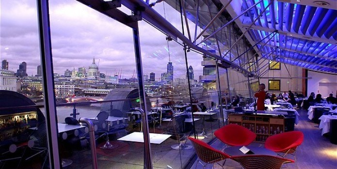 OXO Tower : London's Top Restaurants.