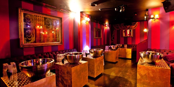 Cirque Le Soir Guestlist by London Night Guide 2